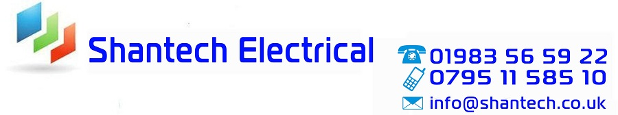 Shantech Electrical Isle of Wight Electricians